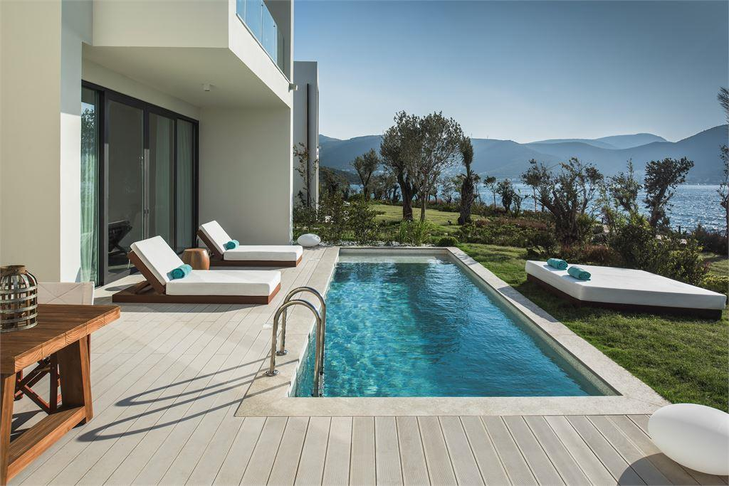 Отель Nikki Beach Resort & Spa Bodrum, Бодрум, Турция