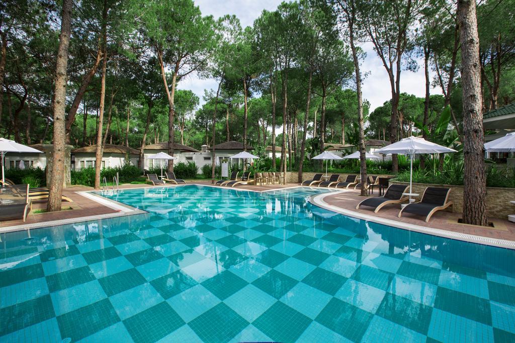 Отель Nirvana Mediterranean Excellence, Кемер, Турция