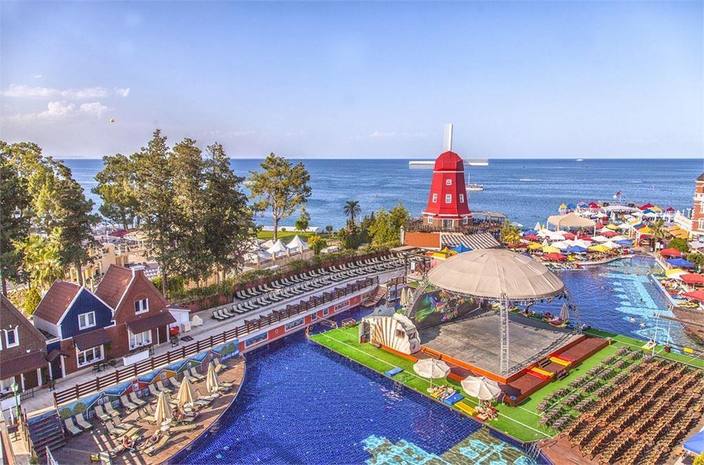 Отель Orange County Resort Hotel, Кемер, Турция