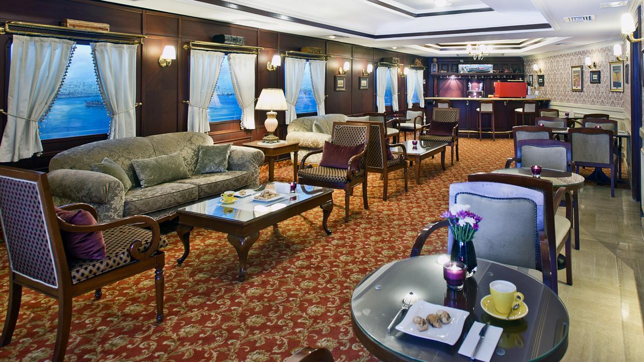 Отель Orient Express, Стамбул, Турция