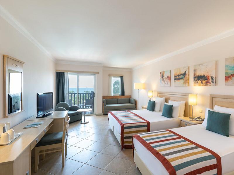 Отель Paloma Grida Resort & Spa, Белек, Турция