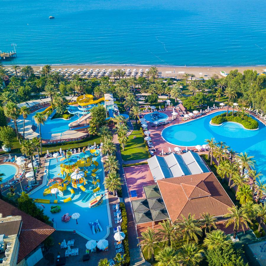 Отель Paloma Grida Resort & Spa, Белек, Турция