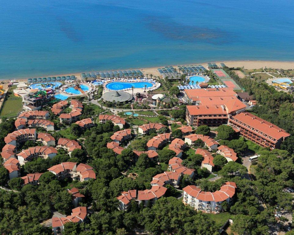 Отель Papillon Belvil Hotel, Белек, Турция