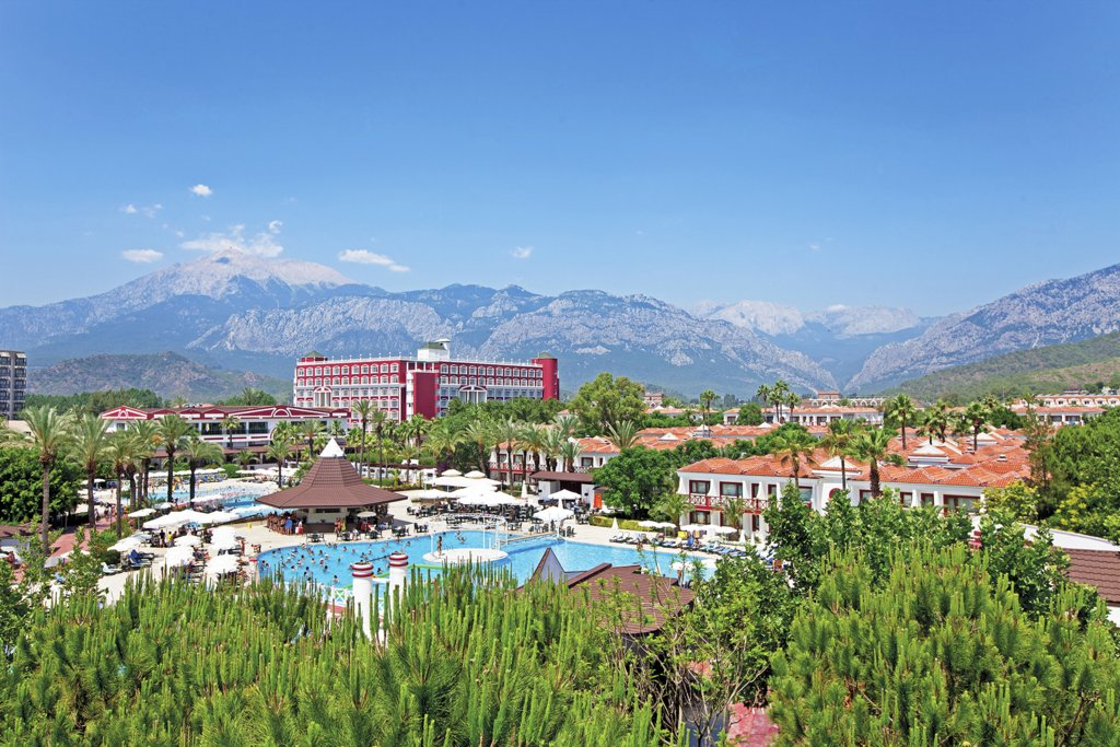 Отель Pgs Hotels Kiris Resort, Кемер, Турция