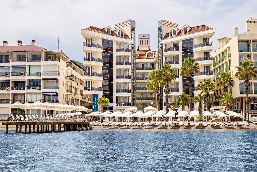 Отель Poseidon Hotel, Мармарис, Турция