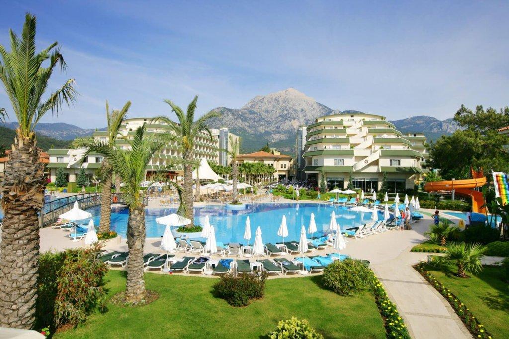 Отель Queen's Park Tekirova, Кемер, Турция