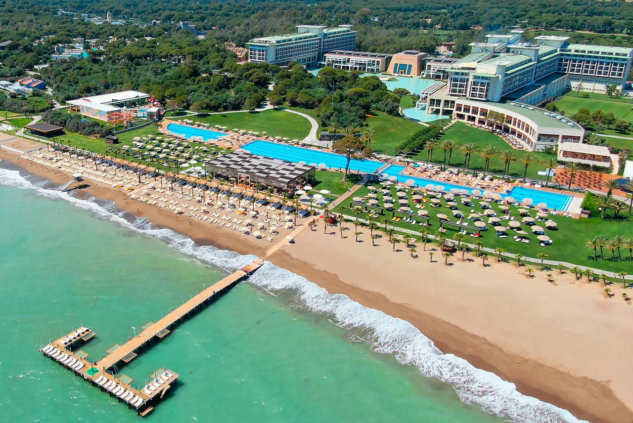 Отель Rixos Premium Belek, Белек, Турция
