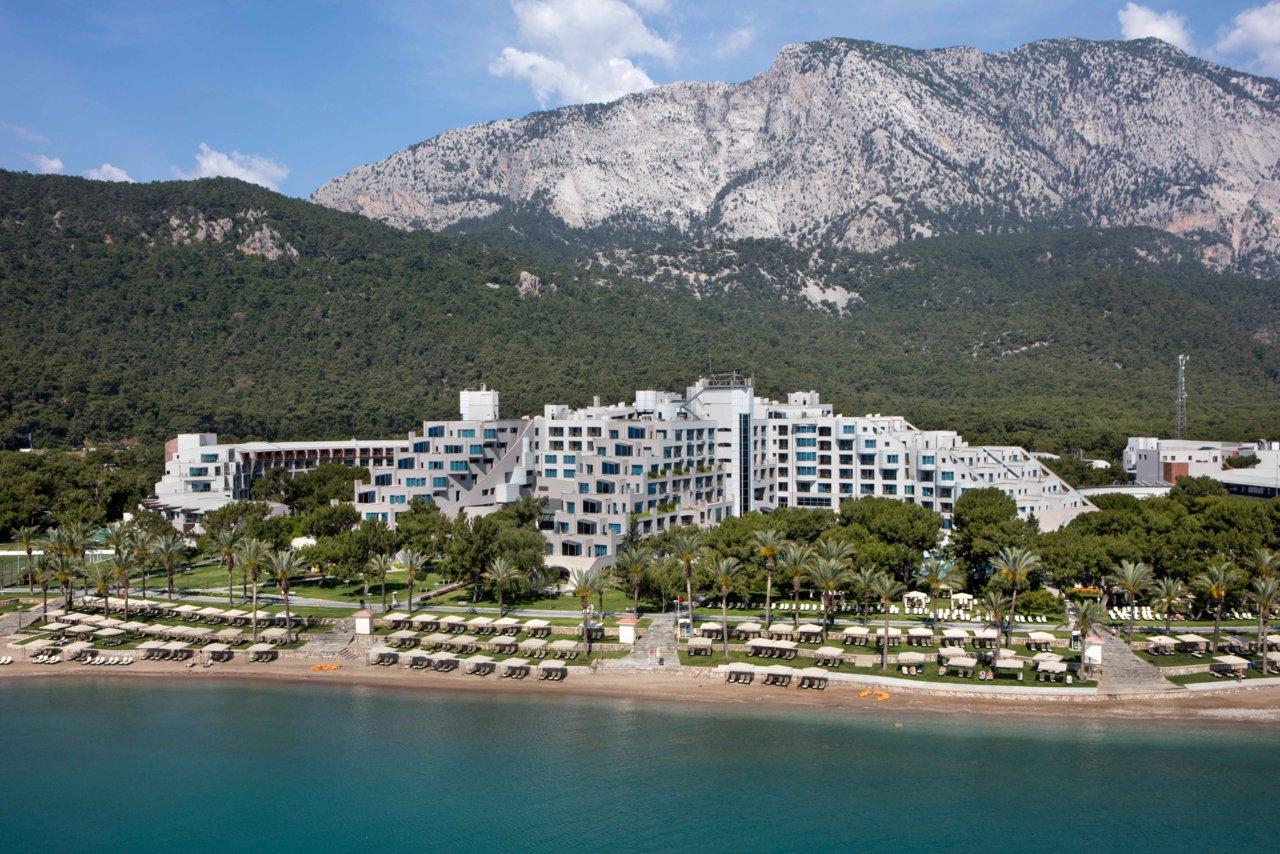 Отель Rixos Sungate, Кемер, Турция