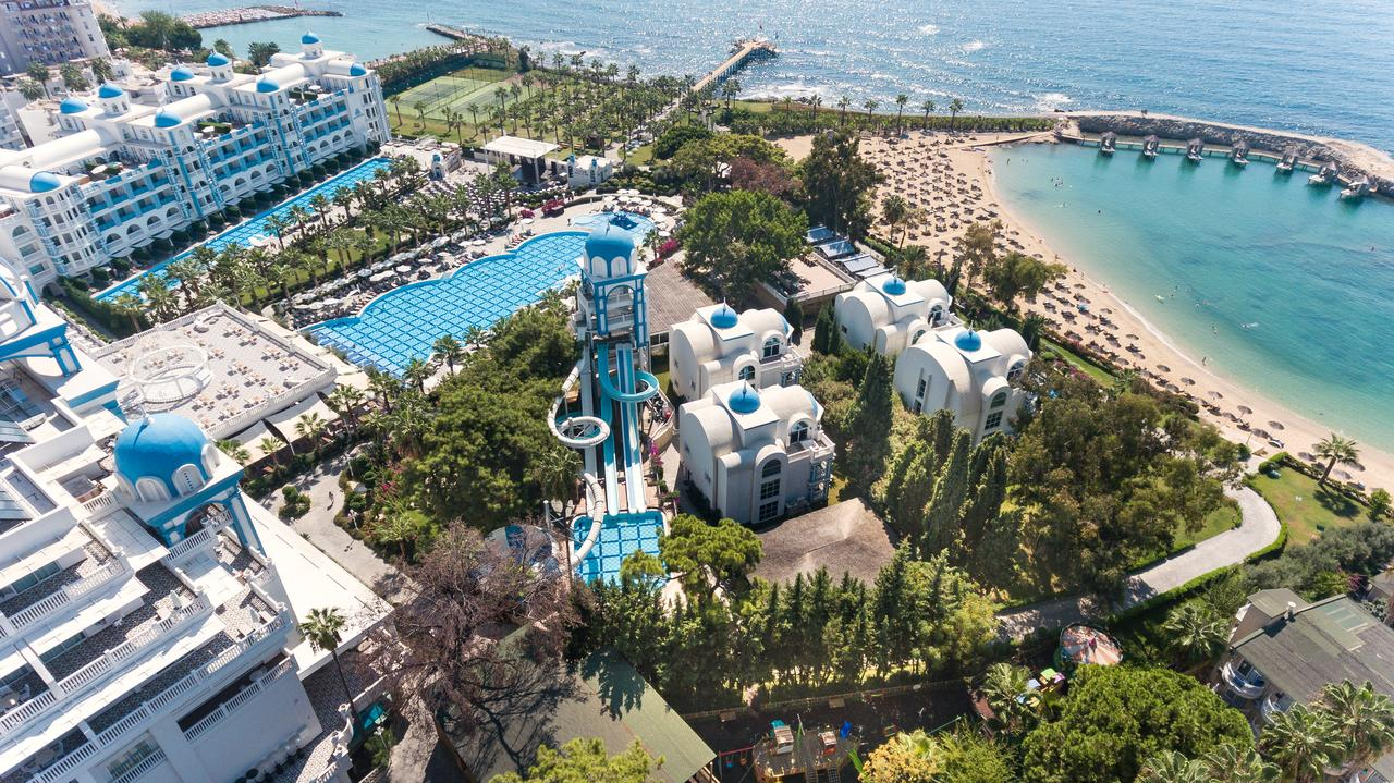 Отель Rubi Platinum Spa Resort & Suites, Аланья, Турция