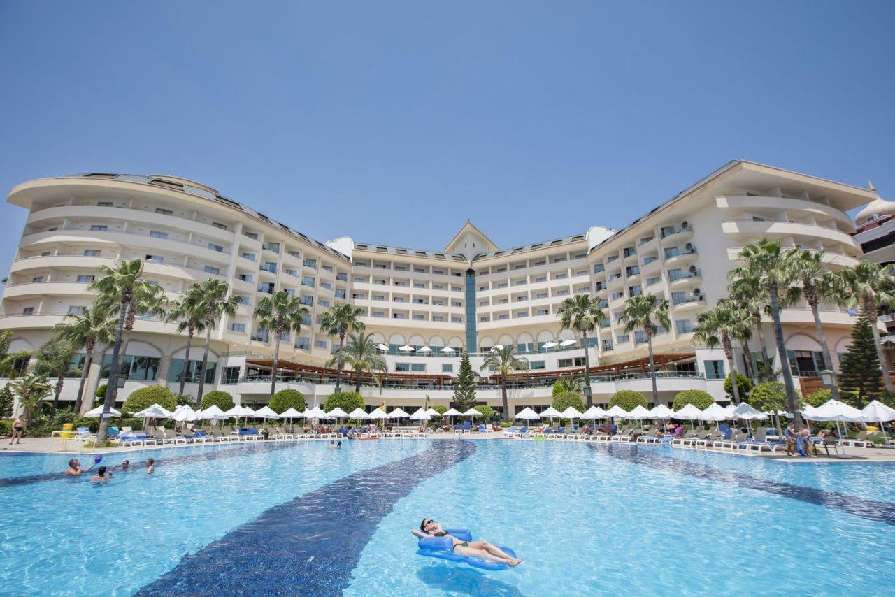 Отель Saphir Resort and Spa, Аланья, Турция