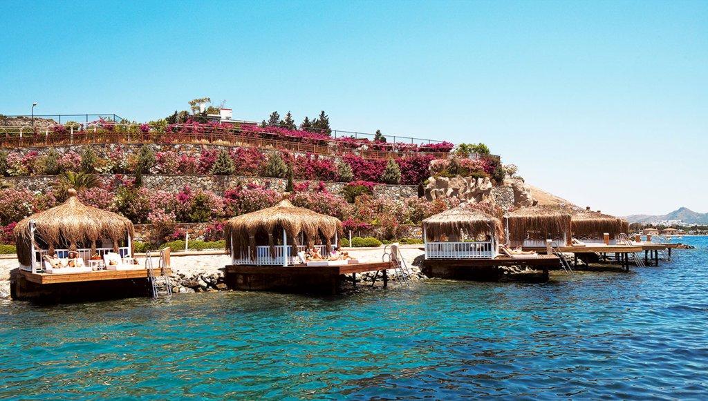 Отель Sianji Well-Being Resort, Бодрум, Турция
