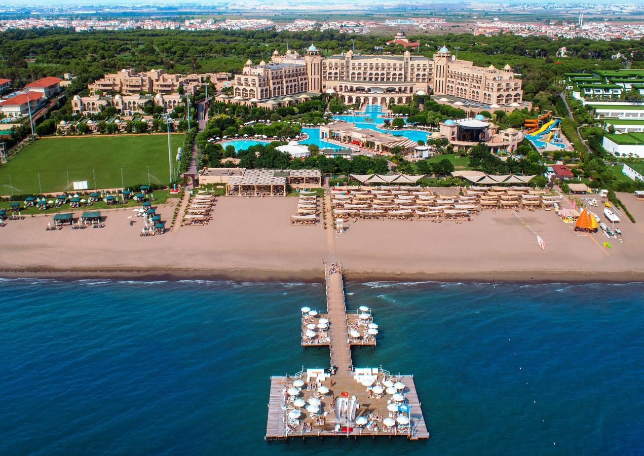 Отель Spice Hotel & Spa, Белек, Турция