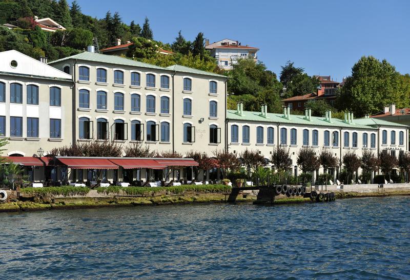 Отель Sumahan - on the Water, Стамбул, Турция