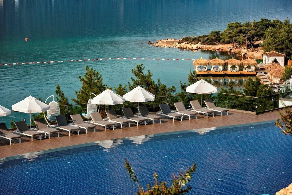 Отель Titanic Deluxe Bodrum, Бодрум, Турция