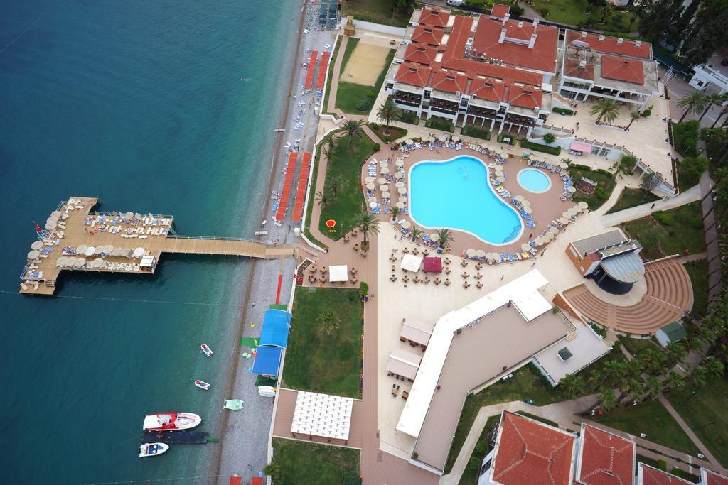 Отель Tui Day&Night Connected Club Hydros, Кемер, Турция