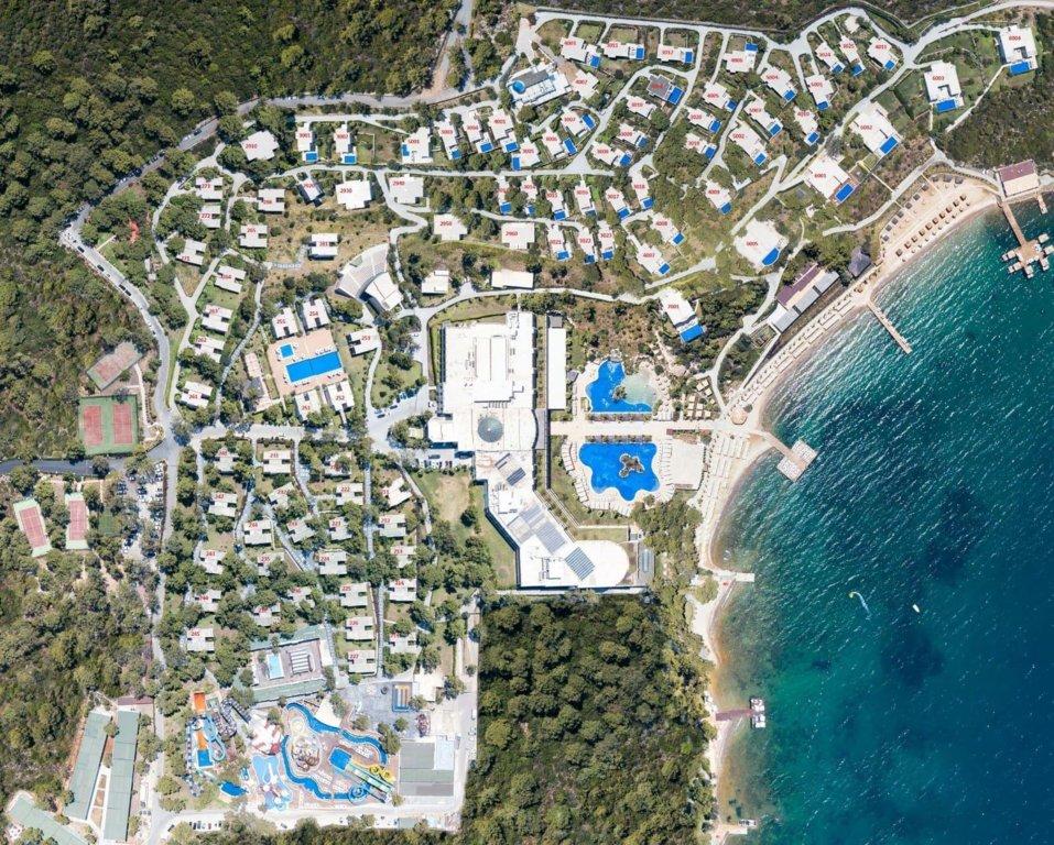 Отель Vogue Hotel Bodrum, Бодрум, Турция