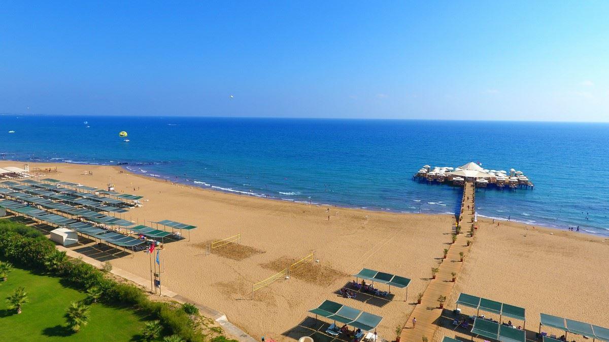 Отель Von Club Golden Beach, Сиде, Турция