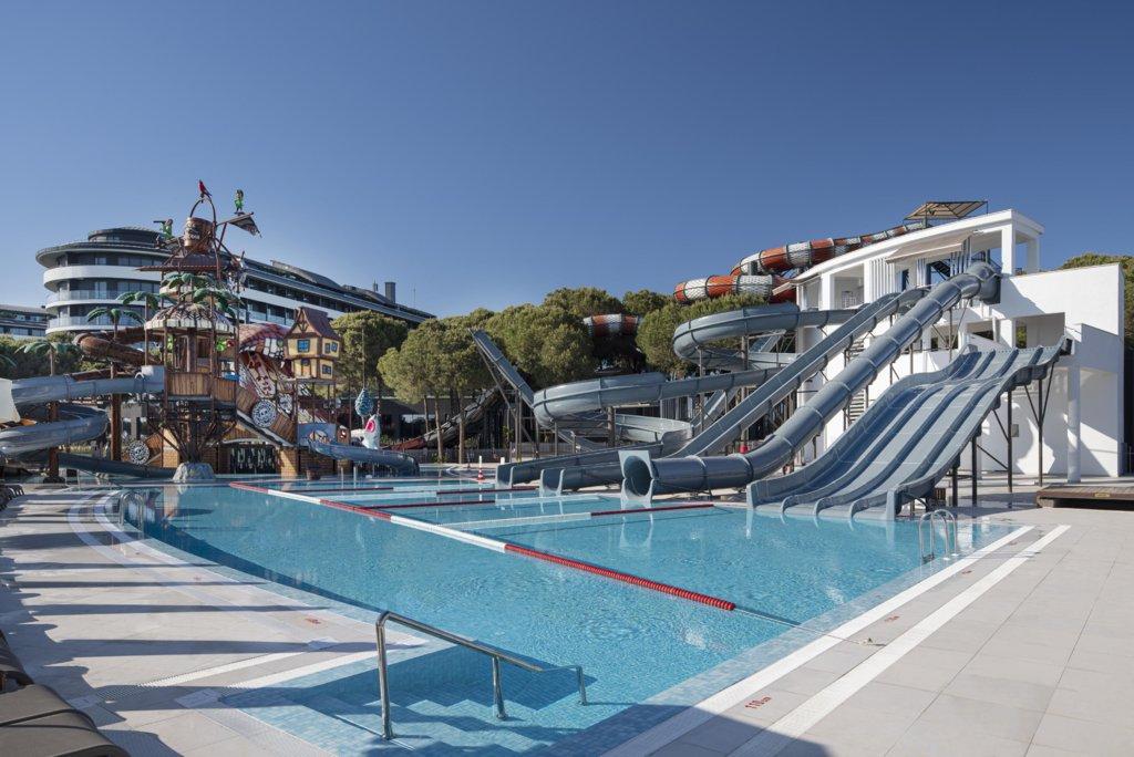 Отель Voyage Belek, Белек, Турция
