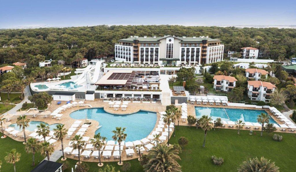Отель Voyage Sorgun, Сиде, Турция