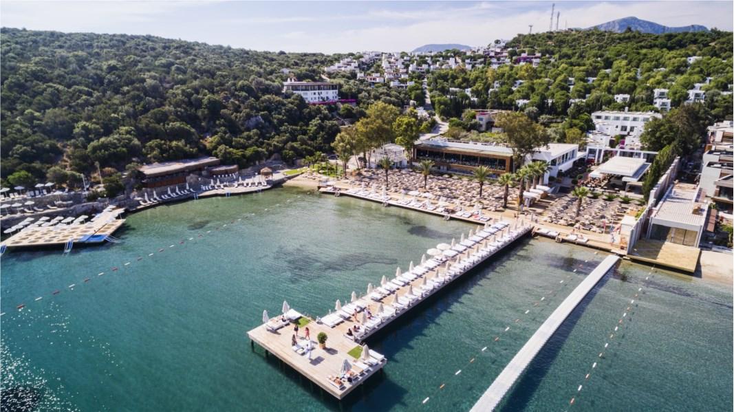 Отель Voyage Turkbuku, Бодрум, Турция