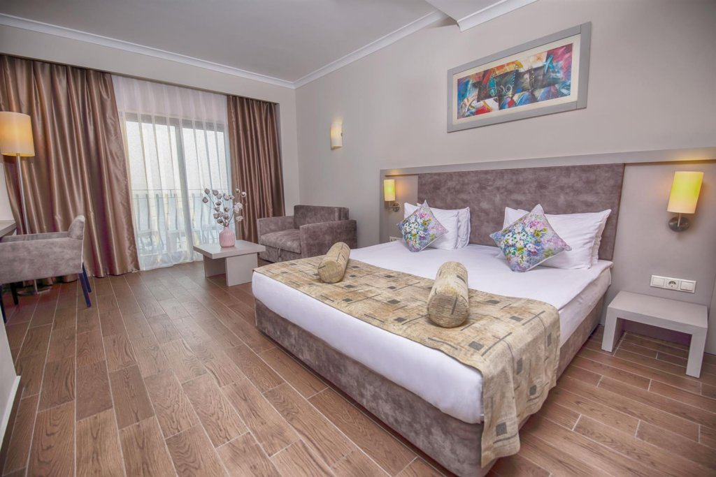 Отель Yasmin Bodrum Resort, Бодрум, Турция