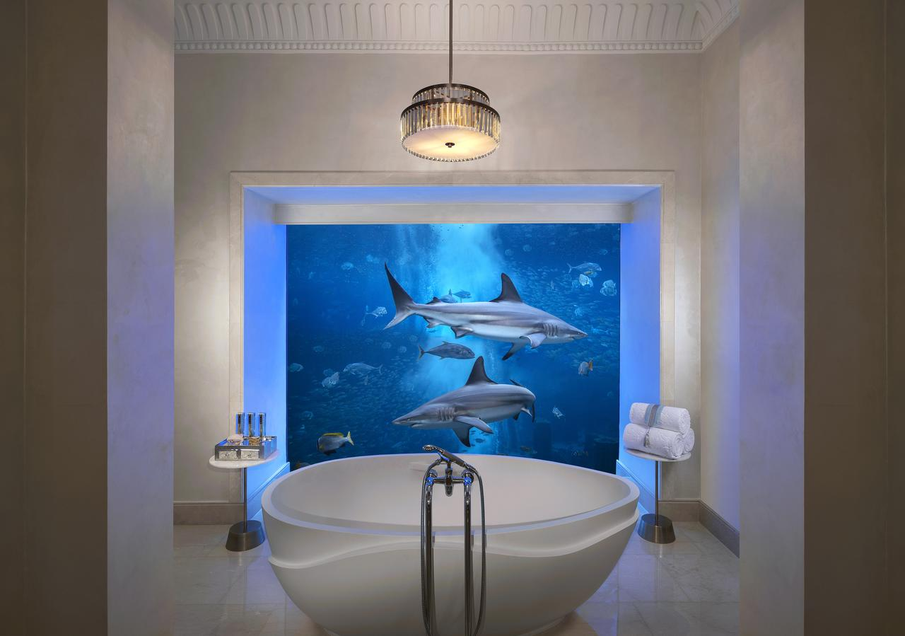 Отель Atlantis The Palm, Дубай, ОАЭ