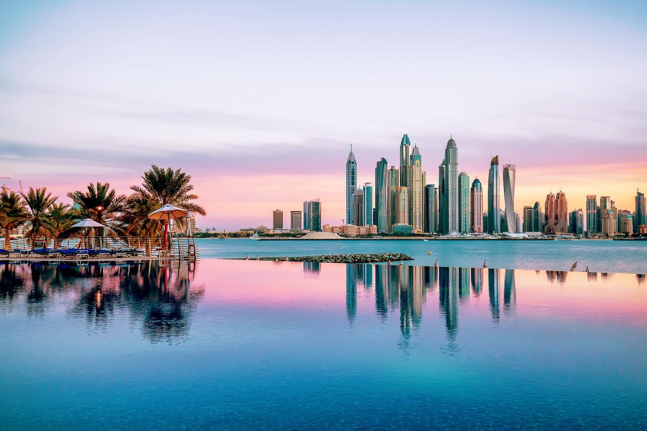 Отель Dukes Dubai, Дубай, ОАЭ