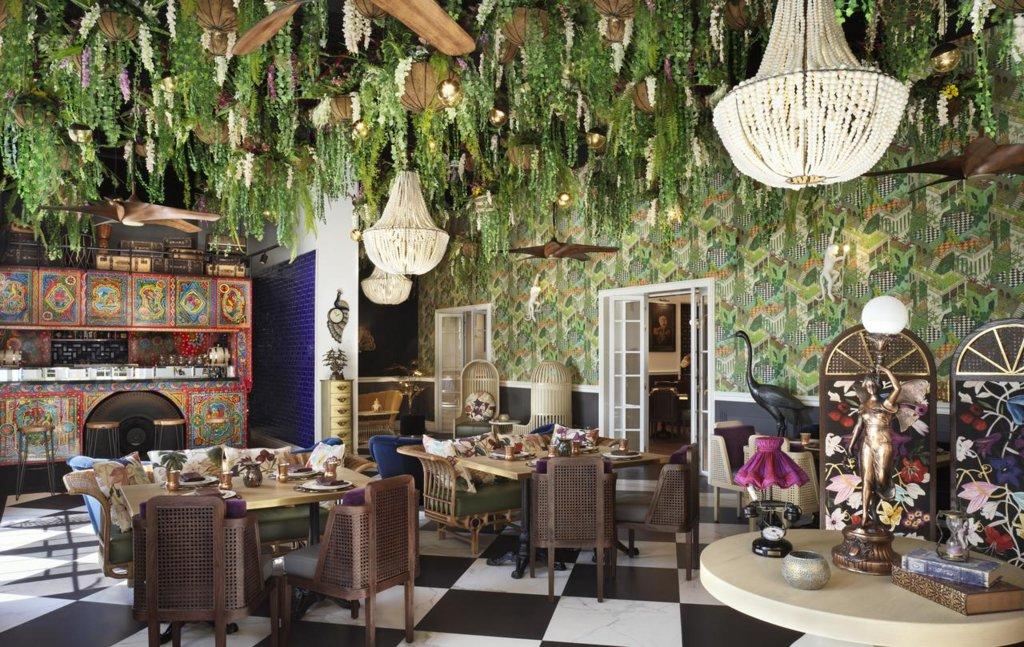 Отель Fairmont The Palm, Дубай, ОАЭ