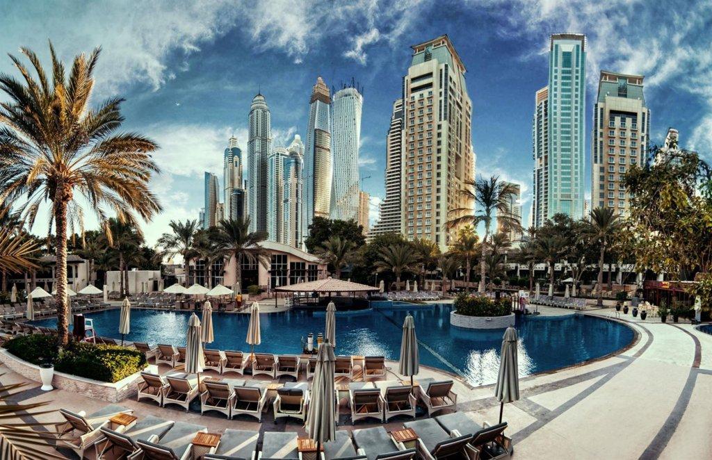 Отель Habtoor Grand Resort & Spa, Дубай, ОАЭ