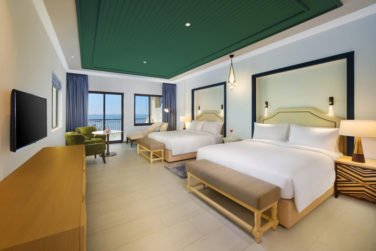 Отель Hilton Ras Al Khaimah Resort & Spa, Рас-аль-Хайма, ОАЭ