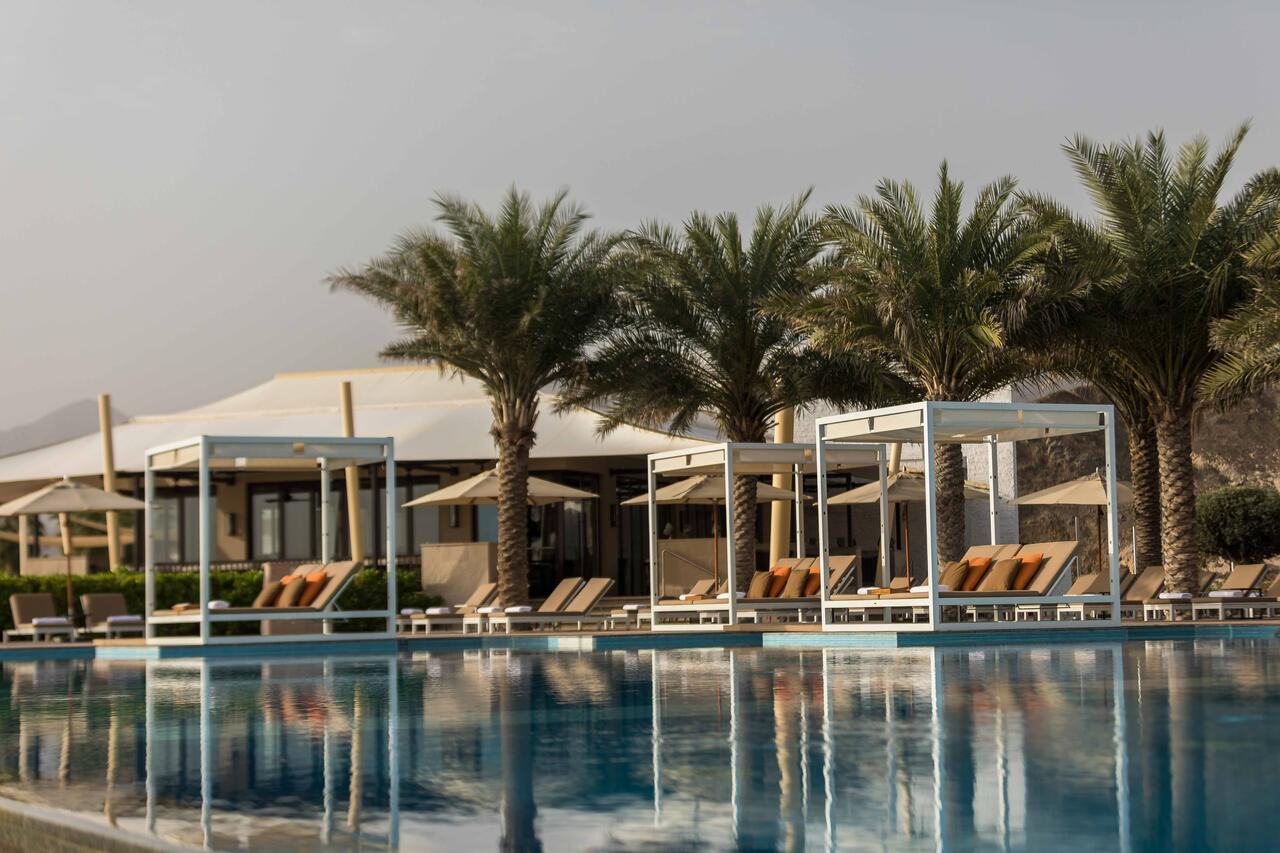 Отель Intercontinental Fujairah Resort, Фуджейра, ОАЭ