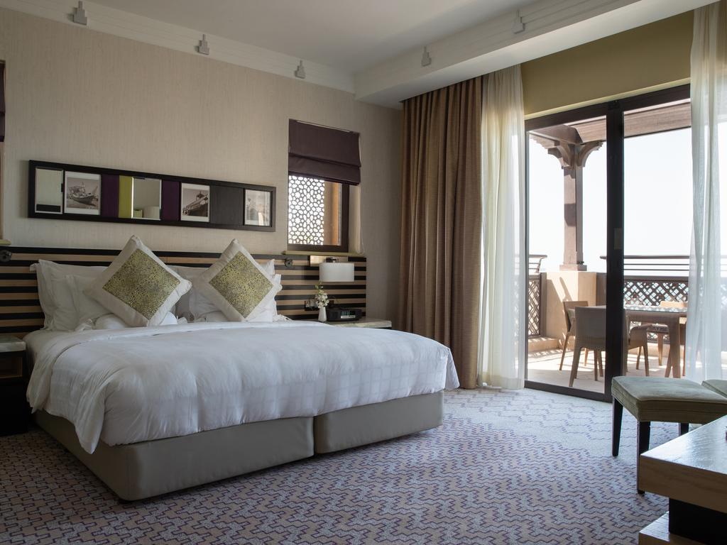 Отель Madinat Jumeirah Mina A'salam, Дубай, ОАЭ