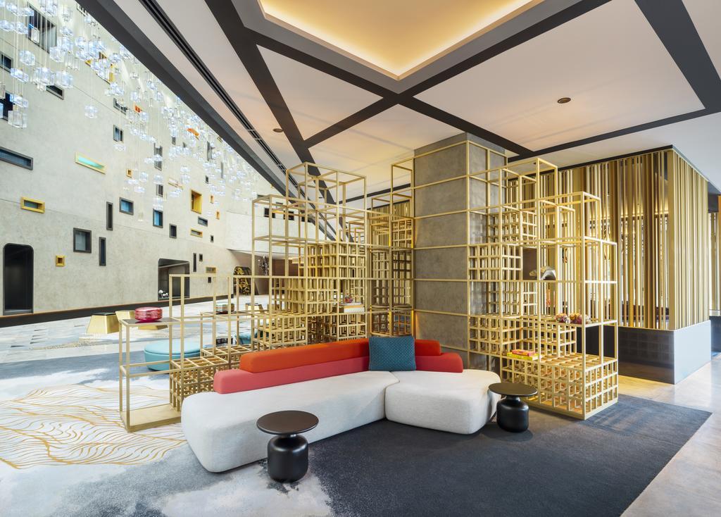 Отель W Dubai - The Palm, Дубаи, ОАЭ
